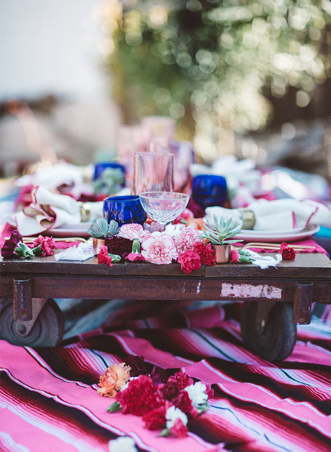 End of Summer Bohemian Backyard Party  Inspired By This