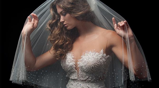 Ariel Jennifer Taub Bridal Accessories