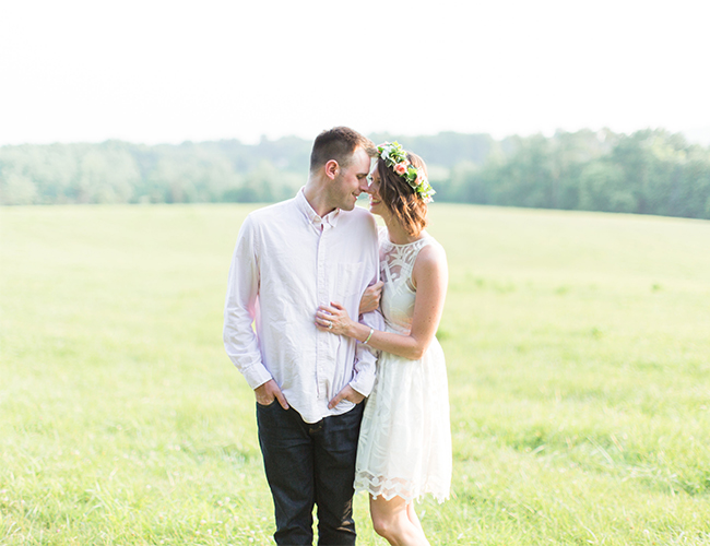 Charlottesville Engagement Photos