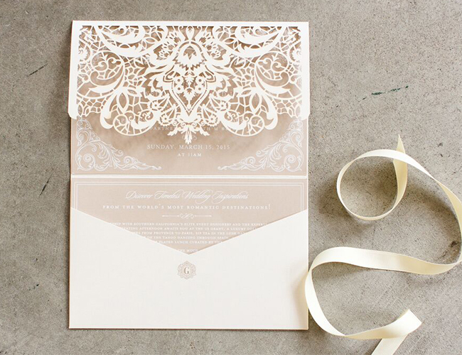 16 All White Wedding Ideas