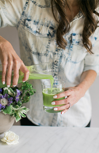 The Healthy Way to do a Bridal Detox - Inspired by This
