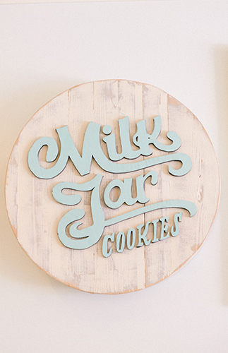 Tour Milk Jar Cookies Brick + Mortar Shop