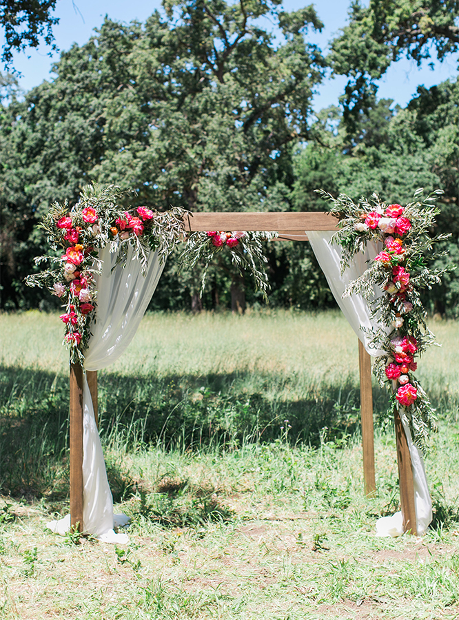 Rustic Chic Ranch Wedding - Inspired by This