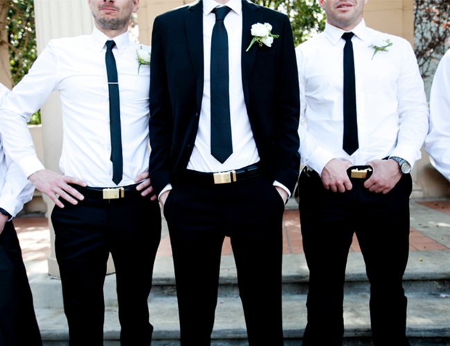 Groom & Groomsmen Giveaway - Inspired By This