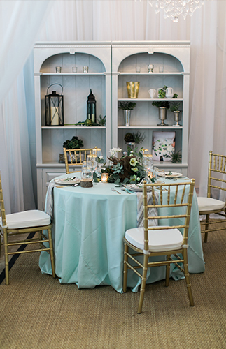 14 Dreamy Mint Weddings