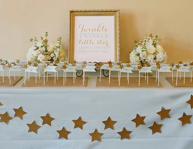 Twinkle Little Star Baby Shower Inspired By This