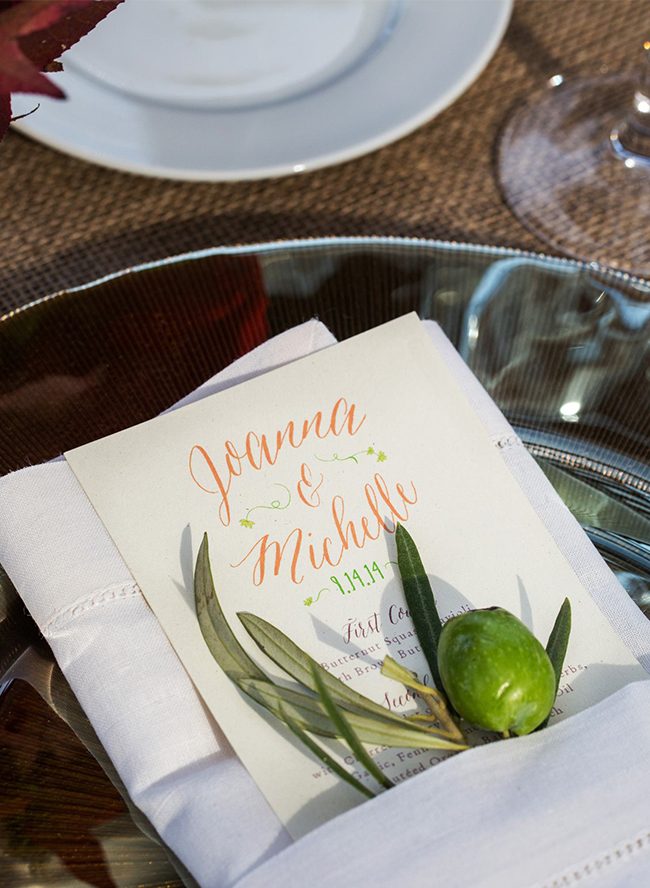Swoon Worthy Winery Weddings - Inspired by This