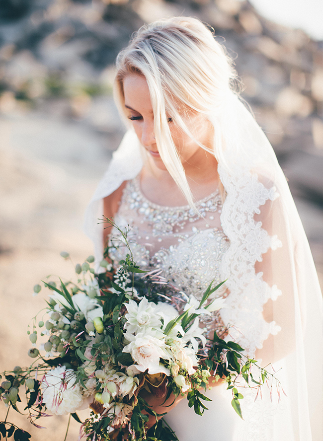 Massachusetts Seaside Bridal Inspiration - Inspired by This