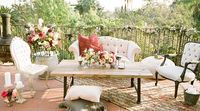 6 Tips for Outdoor Entertaining - Inspired by This