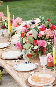 Boho 30th Birthday Party - Inspired by This