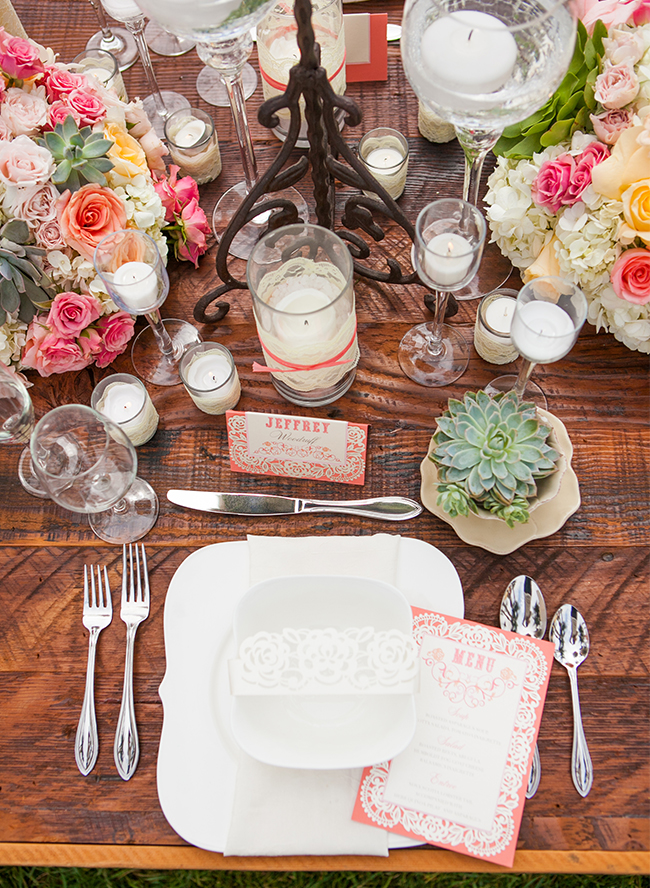 Colorful Fiesta Inspired Weddings - Inspired by This