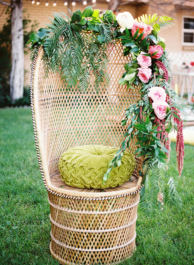 Bright Boho 30th Birthday Party - Inspired by This