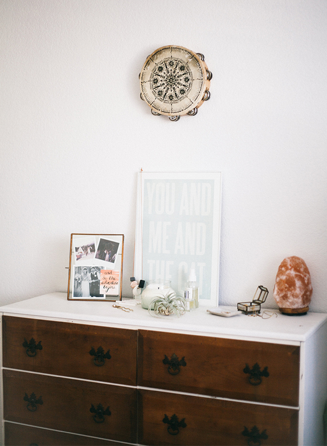 Mid-Century Boho Home Tour - Inspired By This
