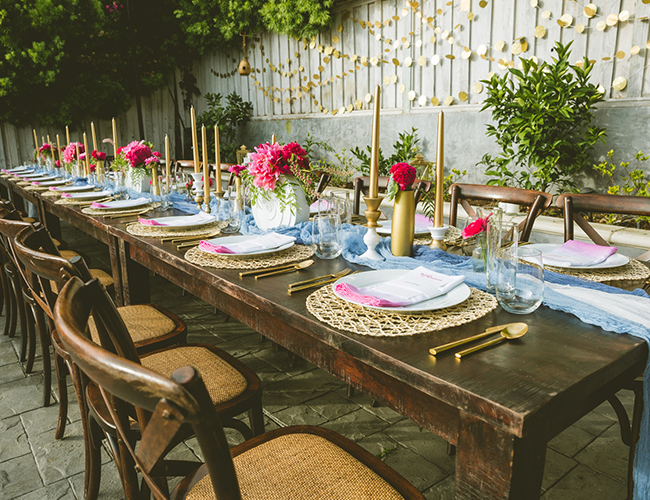 Entertaining Tips Amazing 6 Tips For Outdoor Entertaining  Inspiredthis Decorating Design