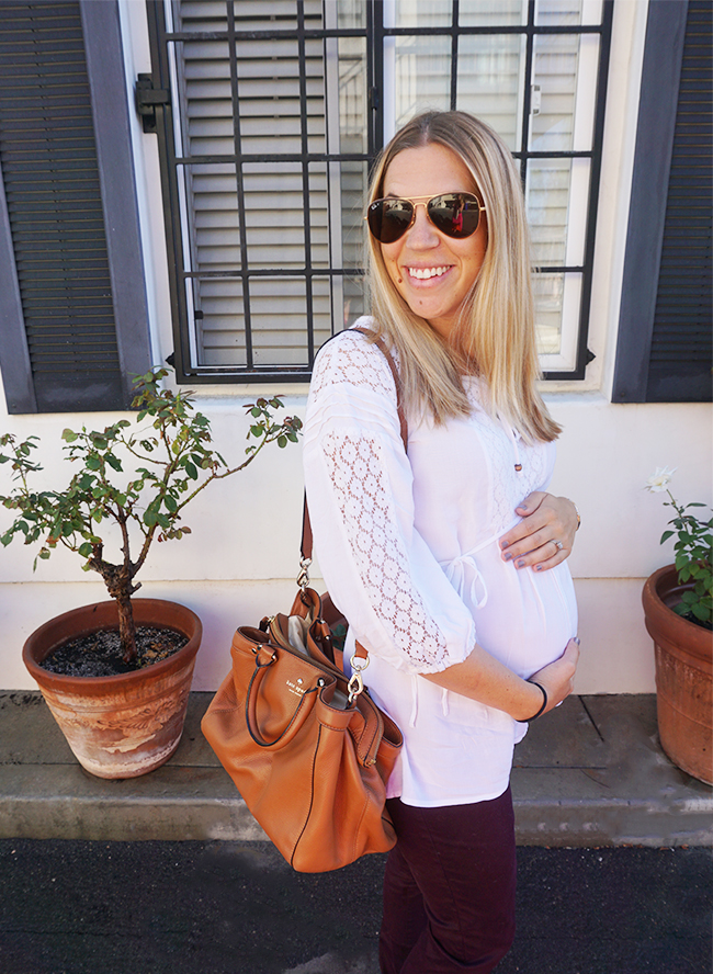 Maternity Outfits You Will Love to Wear - Inspired by This