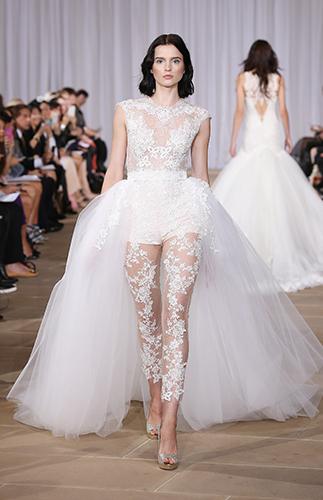 Bridal Market 2015 Wedding Dress Trends