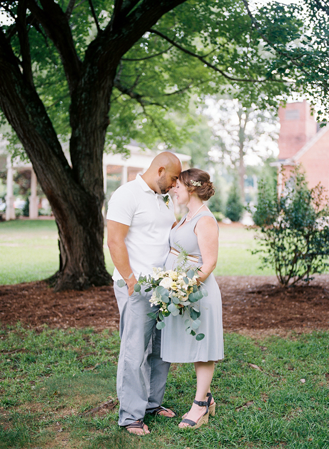 North Carolina Mims House Wedding - Inspired by This