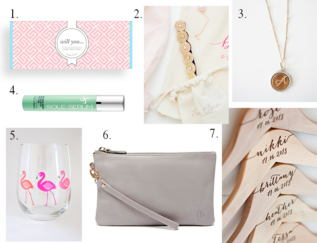 Bridesmaid Essentials - Inspired by This