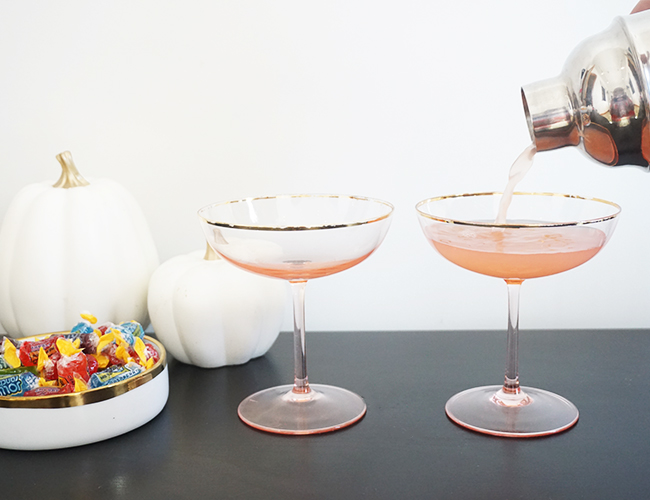 Your Favorite Candy Cocktail Recipes - Inspired by This