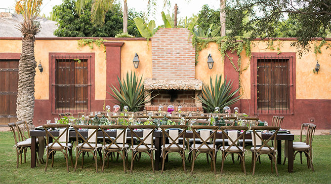 Colorful Cabo Birthday Party - Inspired by This