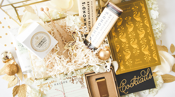 Our Favorite Boxed Gifts - Inspired by This