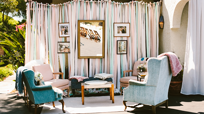 Whimsical San Diego Wedding - Inspired by This