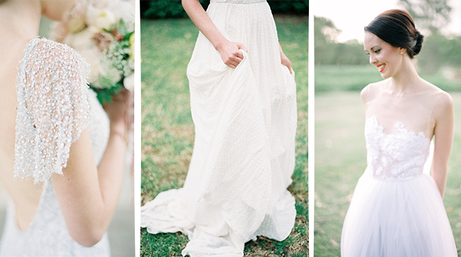 Buying vs. Renting Wedding Dress - Inspired by This