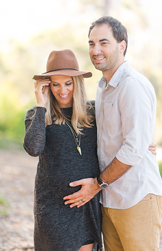 Beautiful Palos Verdes Maternity Session - Inspired by This