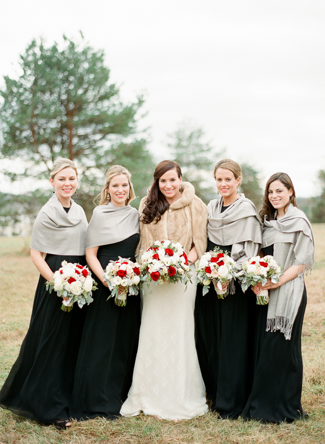 Grey Wedding Inspiration - Inspired by This