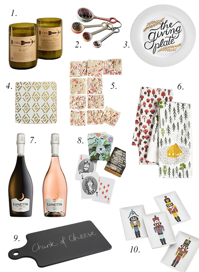 Gift Guide for the Everyday Hostess