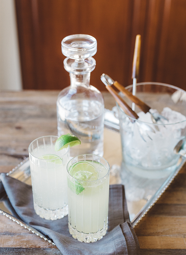 A Healthier Moscow Mule Recipe - Inspired by This
