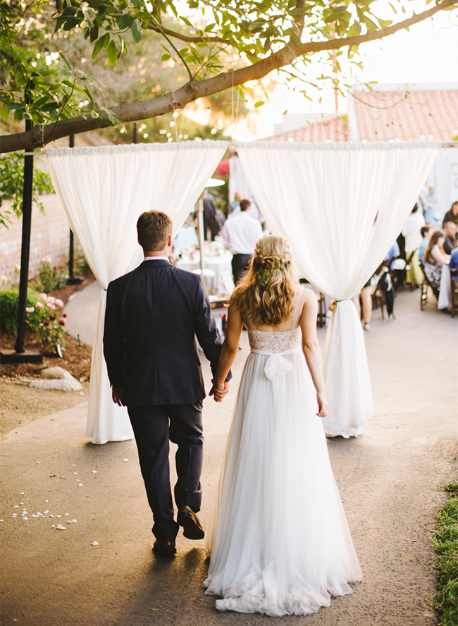 Whimsical San Diego Estate Wedding - Inspired by This