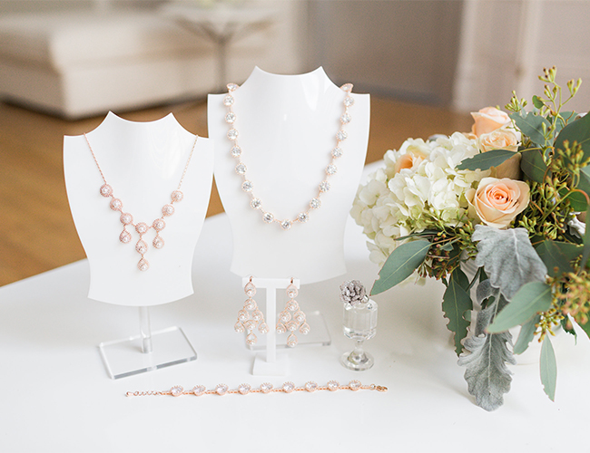 Mindy Weiss Bridal Jewelry - Inspired by This