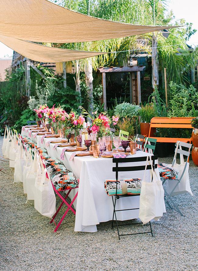 DIY Terrarium Garden Party - Inspired by This