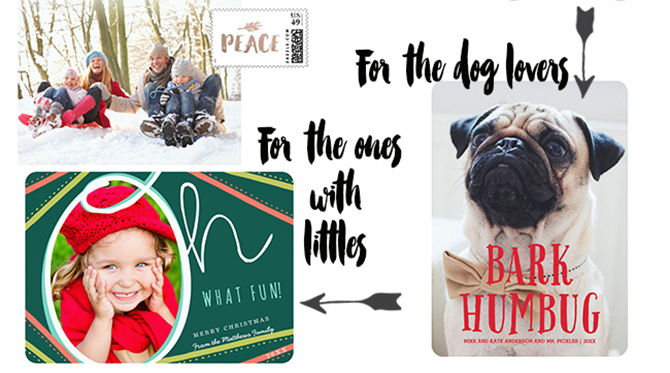 Holiday Cards for Every Style