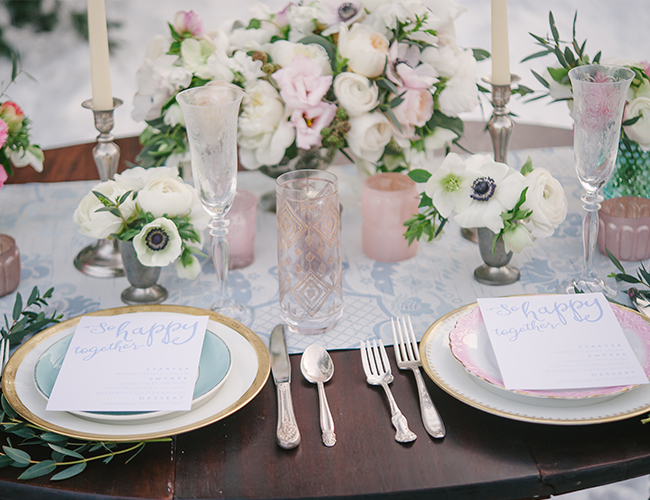 11 Ideas to Inspire Your Winter Wedding - Inspired by This