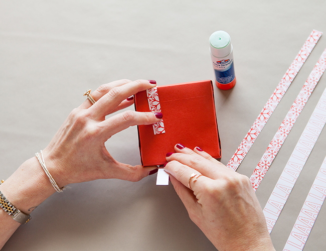 DIY Holiday Gift Wrap - Inspired by This