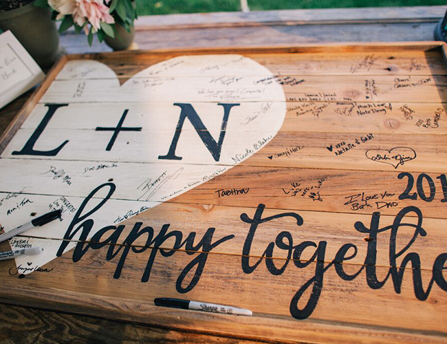 Totally Doable DIY Wedding Ideas   Inspired By This