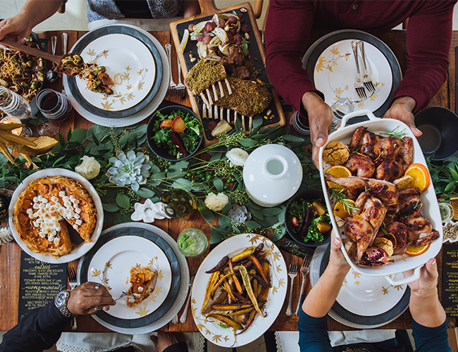 Inspired By This Farm To Table Holiday Dinner Recipes