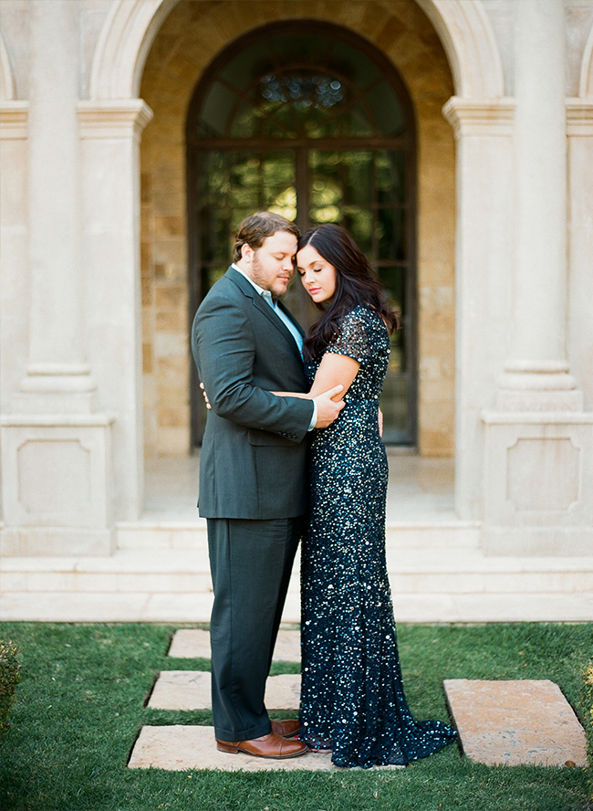 Romantic Engagement at Mullins Estate - Inspired by This
