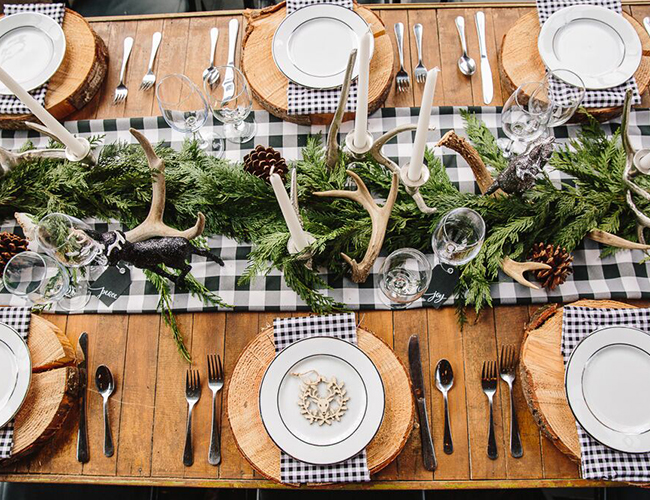 21 Ways to Throw a Holiday Wedding - Inspired by This