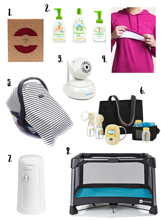 9 Things Every New Mom Needs - Inspired by This
