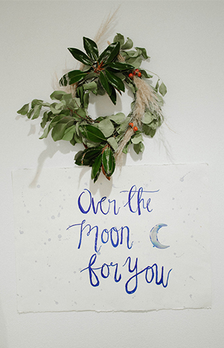 'Over The Moon' Baby Shower - Inspired by This