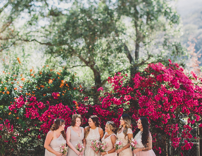 Bohemian Malibu Wedding - Inspired by This