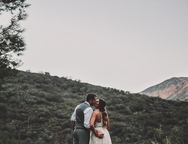 Bohemian Malibu Wedding - Inspired by This