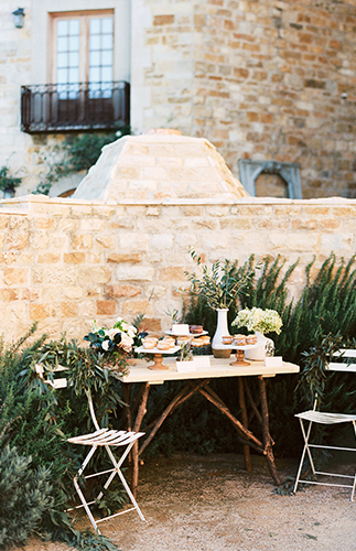 Sunstone Wedding Inspiration - Inspired by This