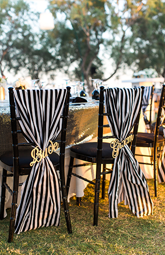 Black & White Weddings - Inspired by This