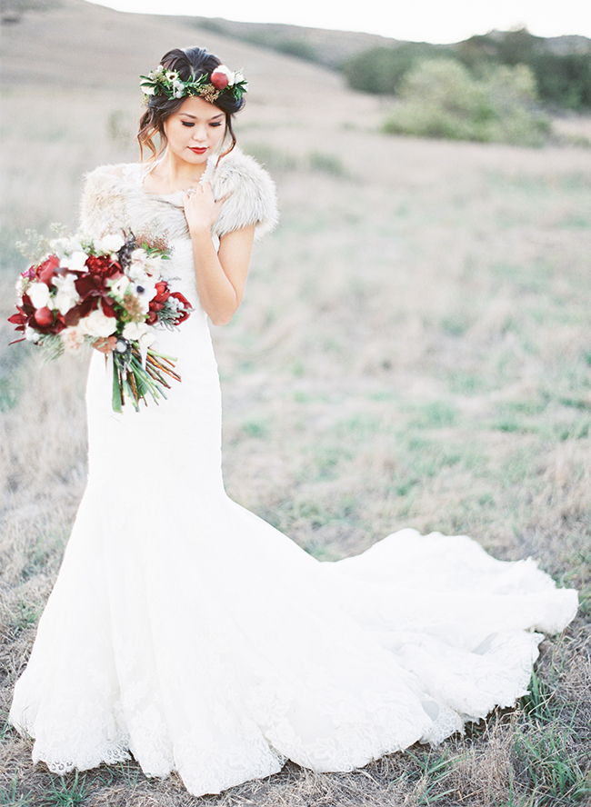 Winter Wedding Inspiration - Inspired by This
