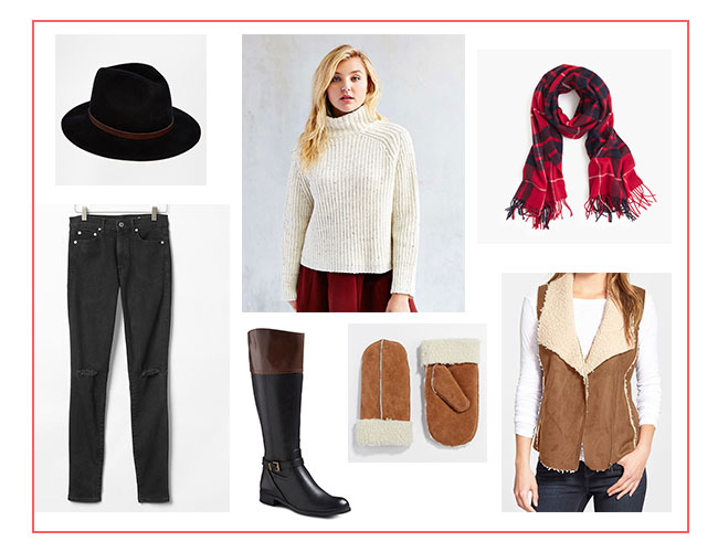 Cozy Cabin Clothes - Inspired by This