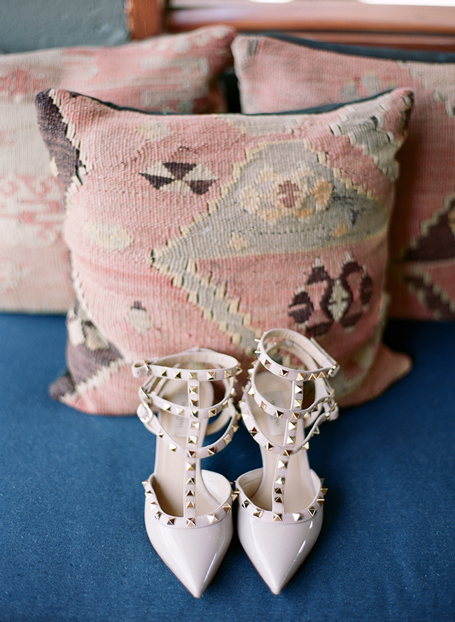 Pink Palm Springs Wedding - Inspired by This